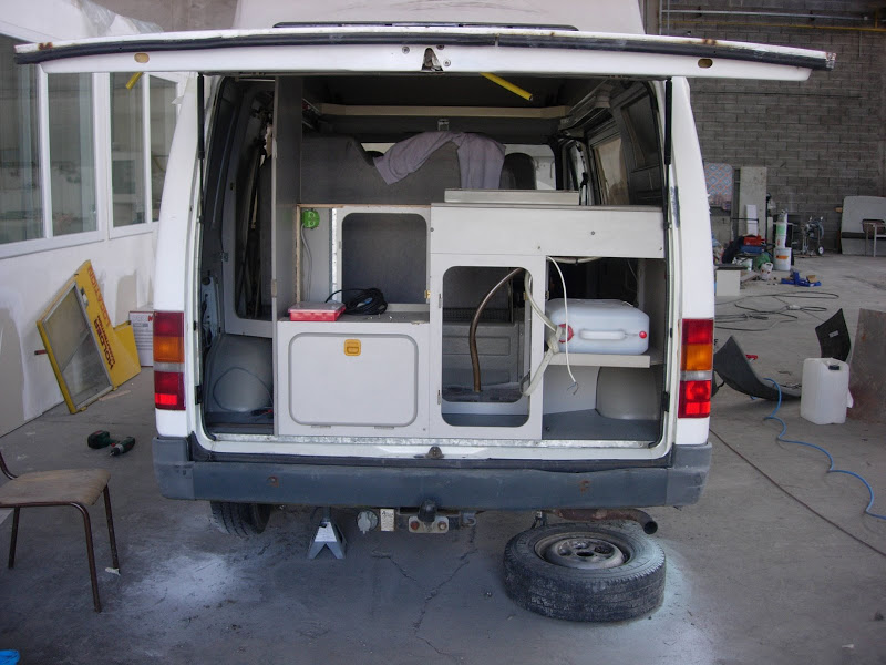 [Mk3]Résto Ford transit nugget WESTFALIA DSCN6925