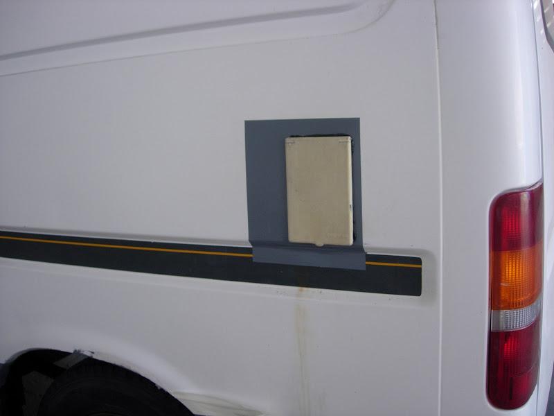 [Mk3]Résto Ford transit nugget WESTFALIA DSCN6927