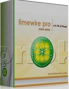 اكبر مكتبه برامج متوافقه فقط لـ Windows 7 LimeWire%20PRO