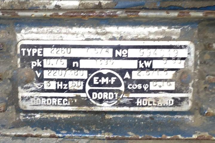 reparation d'un vieux groupe compresseur IMG_0159