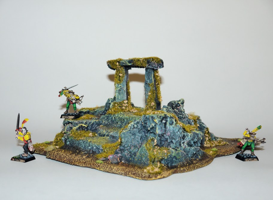 Dwalthrim's smithy - my table and terrain - Page 2 S1_001