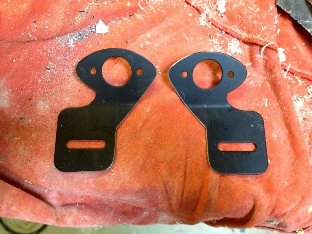 Custom fiberglass rear fender for M800 IMAGE_97