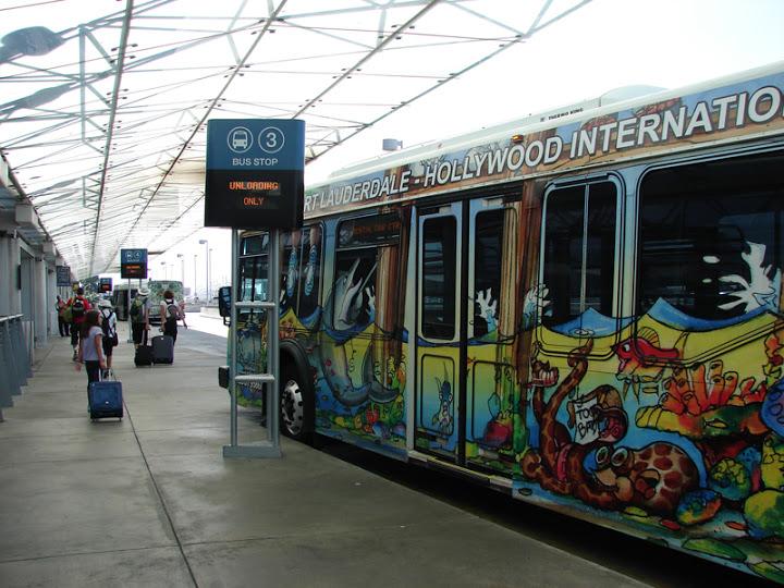 CALIFORNIA, Here We Goooooooooooo! (The End) DIA02_Aeropuerto_FLL