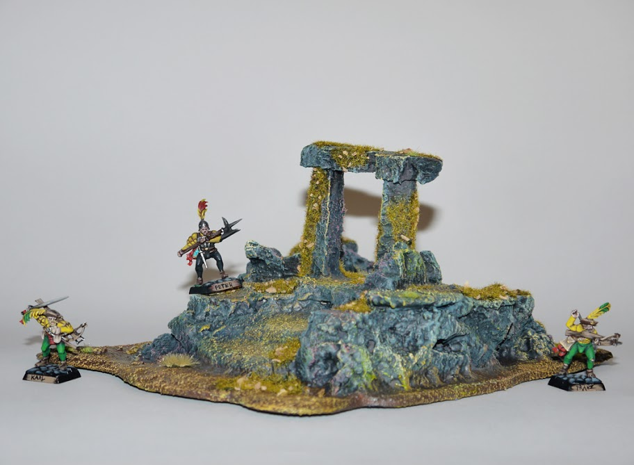 Dwalthrim's smithy - my table and terrain - Page 2 S1_002