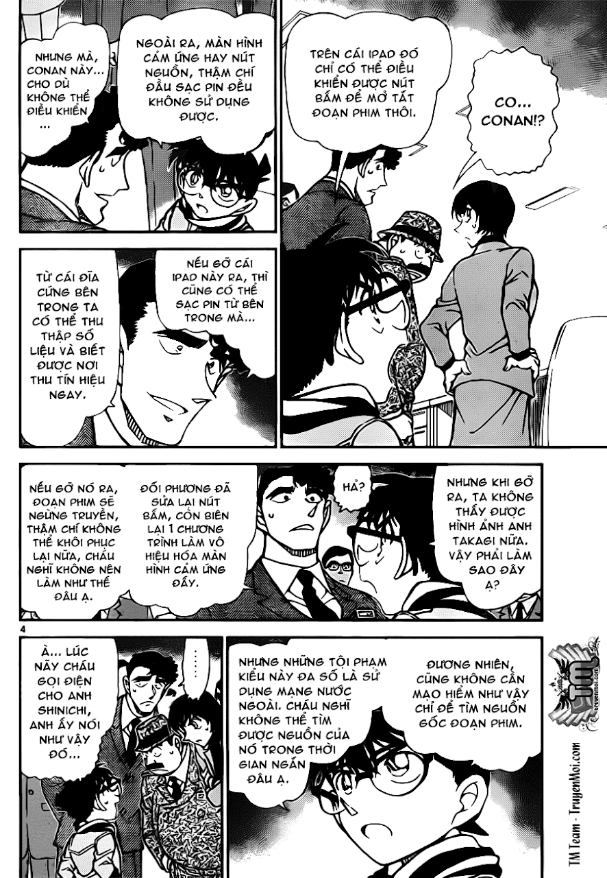 Conan Chap 805: Anh Em Nhà Wataru    04