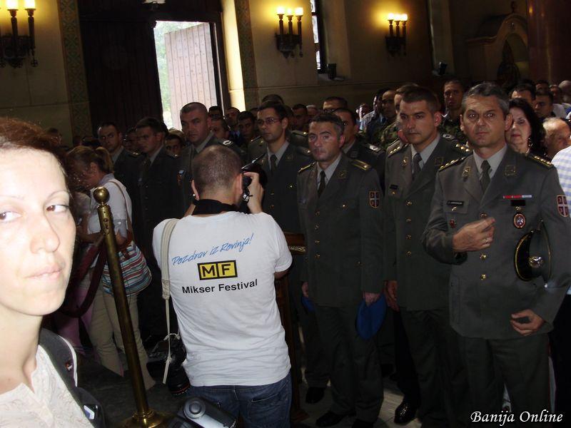 """Парастос жртвама """"Олује"""", субота 4.8.2012. P8040061"""