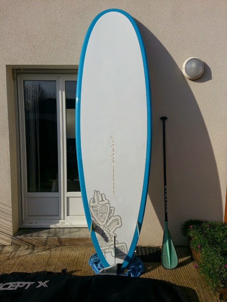 Paddle Starboard Whopper 10'0 x 34.0 x 4.1 20141121_131656