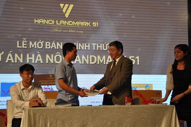 Đăng tin rao vặt: Chung cư Hanoi Landmark 51 chính thức được ra mắt 12278680_570923796394831_190219988949566276_n