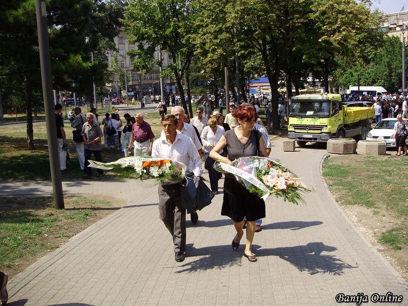 """Парастос жртвама """"Олује"""", субота 4.8.2012. P8040080"""
