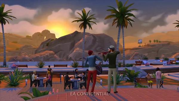 [Noticia]Se confirma mundo desertico en Los Sims 4 Base: Oasis Springs LS4%252520Escenas%252520test%252520%2525288%252529