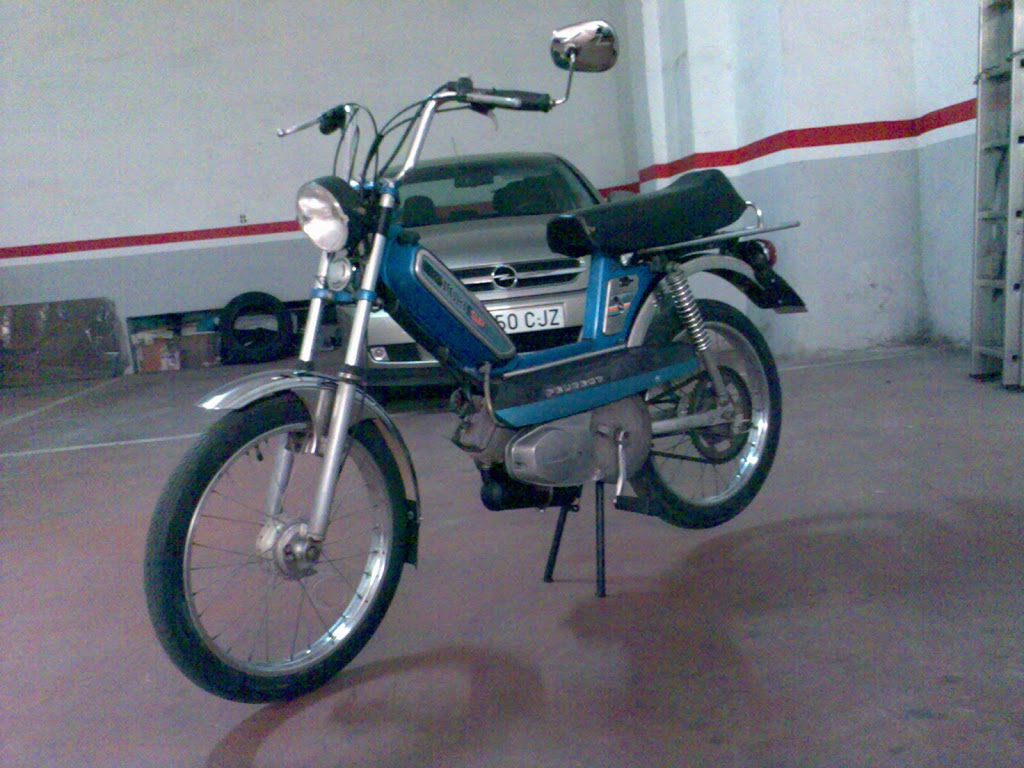 Mi Peugeot 103 de 1980 1021