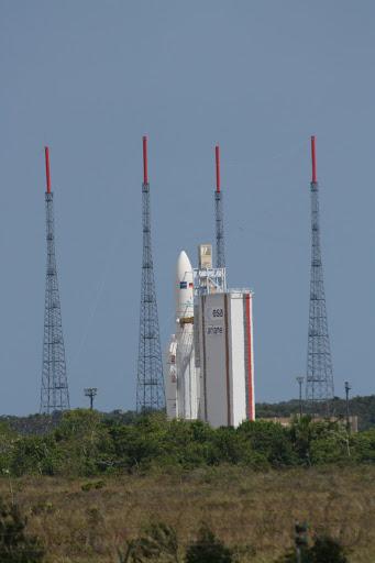 Ariane 5 ECA V191 / Amazonas 2 + COMSATBw-1 (01/10/2009) - Page 4 Satcom%201