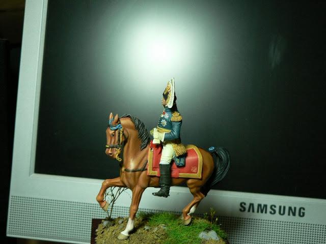 jérome Bonaparte - Waterloo Mini-P1040280