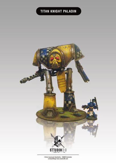 Studio 38 Titan-knight-Paladin