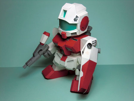 Election day people. will you choose Ball or zaku? Sd-gundam-papercraft-rgm-70gs-space-command