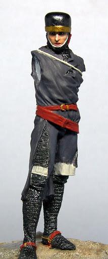 2° .Chevalier Hospitalier , ou Sergent Teutonique DSCN9319