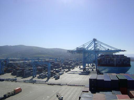 Tanger - Futur grand port de l'Afrique - Page 4 DSC00861