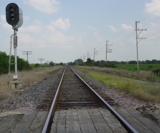 Down The Tracks MISCtrainWalkerElooking