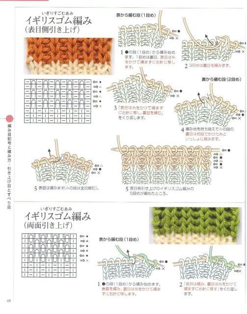 Giáo trình Đan - Knitting (2) 046