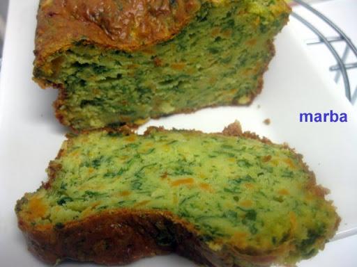 Cake de boniato y espinacas IMG_3659