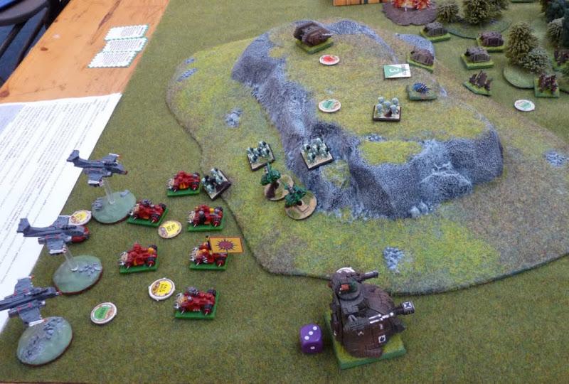 [Tdif 2010] Orks Vs Imperium 8000 points P1030669