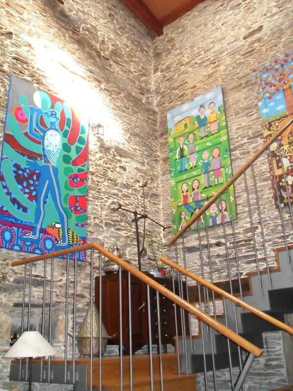 Subida NASCENTE RIO MINHO  Ferias2009 SDC11223
