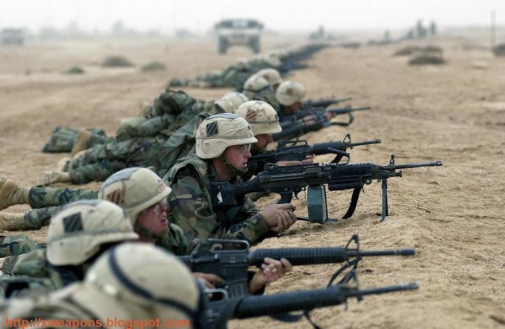 افضل المدافع الرشاشة M249_FN_MINIMI_DA-SD-04-01551