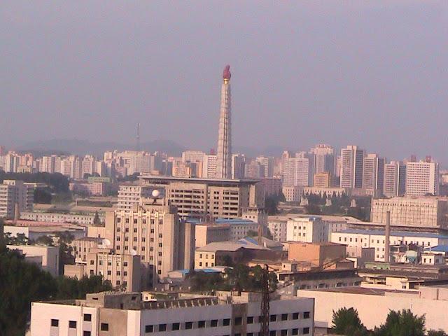 Fotos de las Crónicas de Un Viaje a Corea Vistas%20de%20Pyongyang%20%288%29