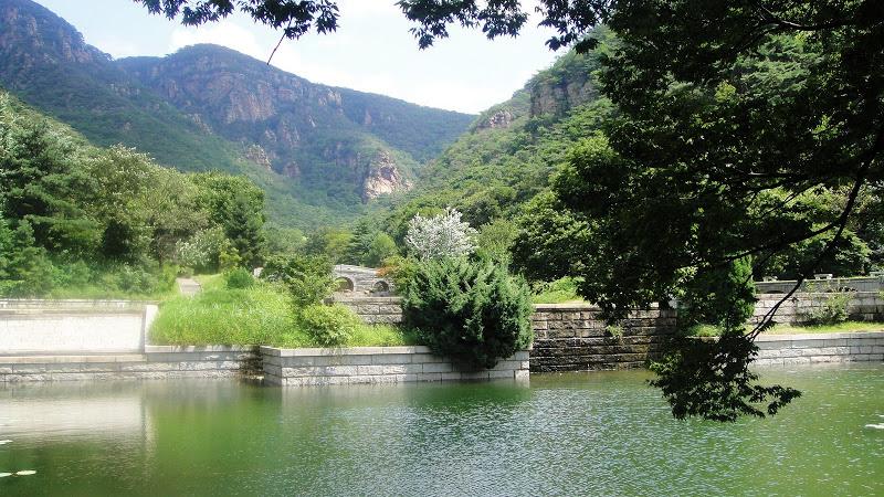 Fotos de las Crónicas de Un Viaje a Corea Monte%20Jongbang%20%282%29