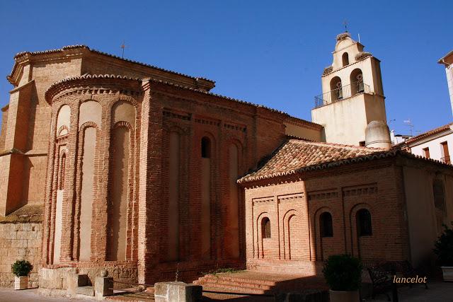Mudéjar. El románico de ladrillo 20100819_6630