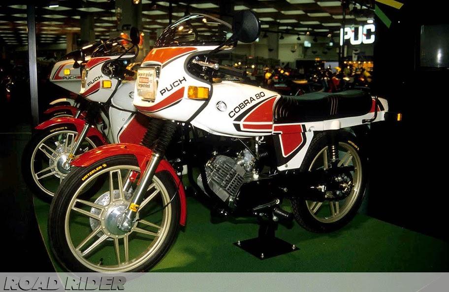 cobra - Puch Cobra 80 - Salon IFMA 1983 1982IFMA-Puch-06