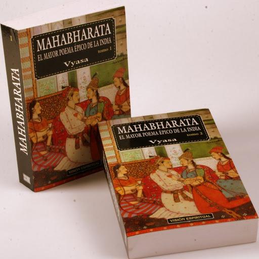 Mahábharata - Filosofía Indú. El Texto más Extenso del Planeta - IMG_9287