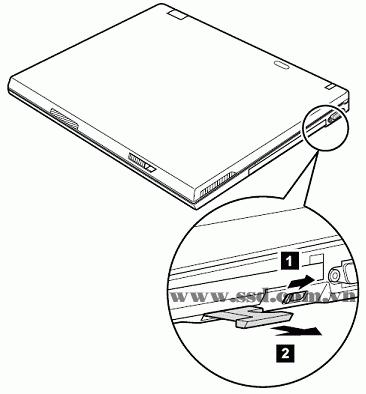 Hướng dẫn tháo lắp LAPTOP IBM™ ThinkPad T IBM4