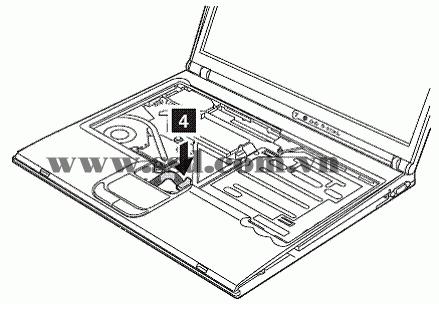 Hướng dẫn tháo lắp LAPTOP IBM™ ThinkPad T IBMp2_15