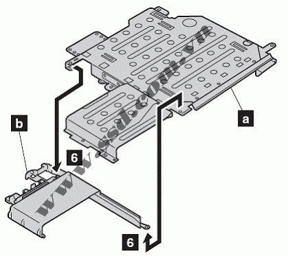 Hướng dẫn tháo lắp LAPTOP IBM™ ThinkPad T IBMp4_5.png