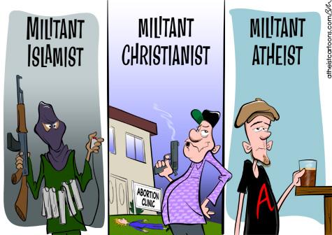 Test: ¿es usted un ateo fundamentalista? %5BUNSET%5D