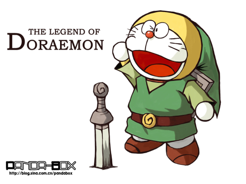 Doraemon Keren [Nyesel ga liat] Doraemon-cosplay-22-legend-of-zelda