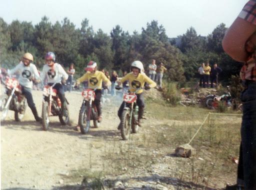 Puch Dakota - En El Circuito De Salinas, Asturias (1974) Imagen%20017a