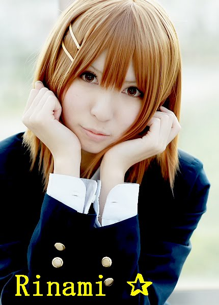 The Melancholy of Haruhi Suzumiya cosplay Rinami_Cospaly%20%20k-on%20-%20C%C3%B3pia