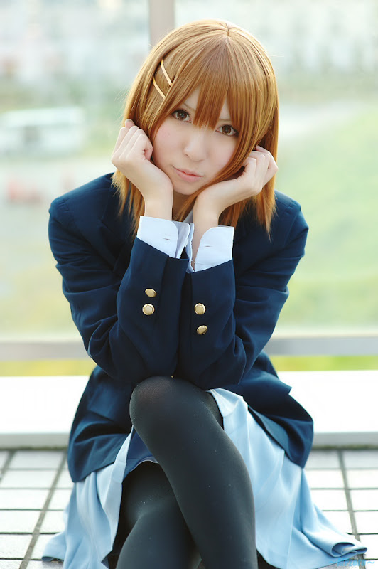 The Melancholy of Haruhi Suzumiya cosplay Rinami_Cospaly%20%20k-on