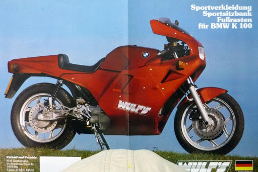 How many after market fairings for the K100? Wulf-BMW%20K100%20RS