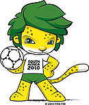 Điểm danh linh vật và biểu trưng của các kỳ World Cup từ năm 1966 130px-Zakumi
