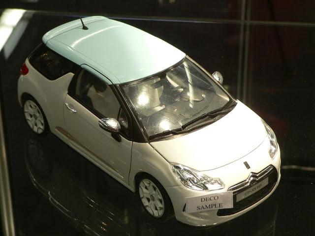Citroën DS 3 Inside (Norev) Ds3