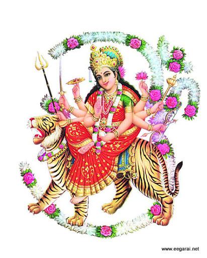 வித விதமாய் கடவுள்கள் Durga1