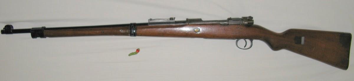 >>>>> restoration de mon Mauser Kar98a <<<<< Mauser%20%2841%29