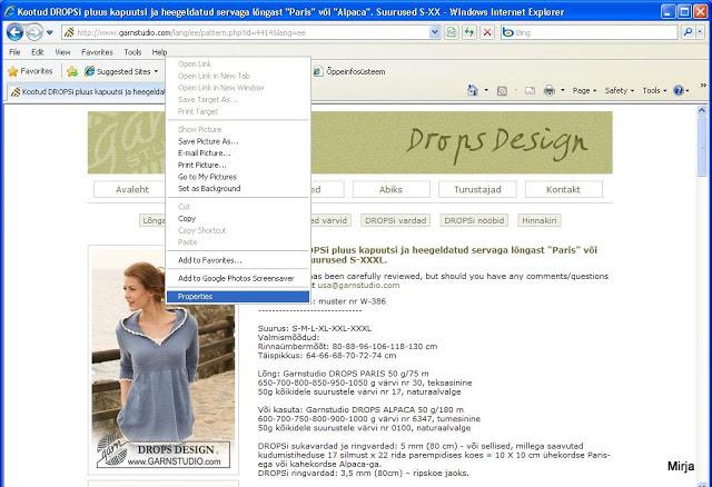 pilti - Kuidas lisada netialbumitest pilte siia foorumi postitusse Ie1
