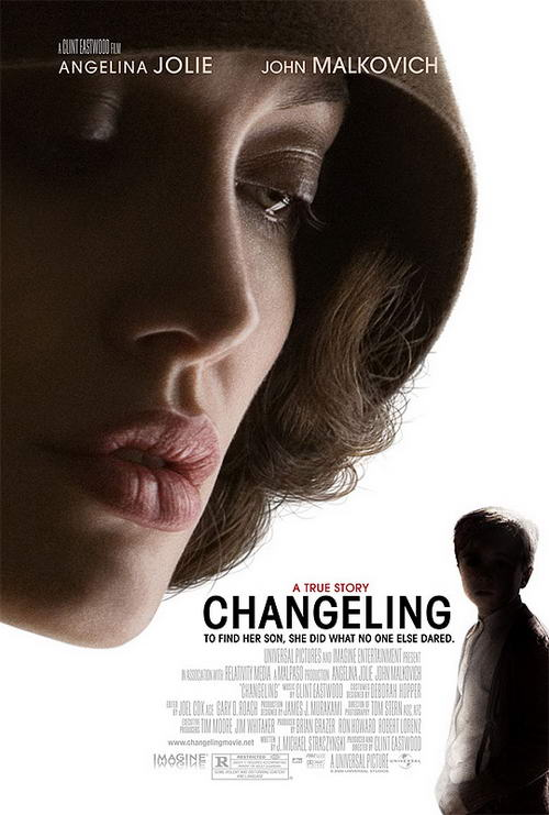 Changeling 2008 DVDRip.XViD (Angelina Jolie) Türkçe Dublaj (Tek Link) Changeling-poster