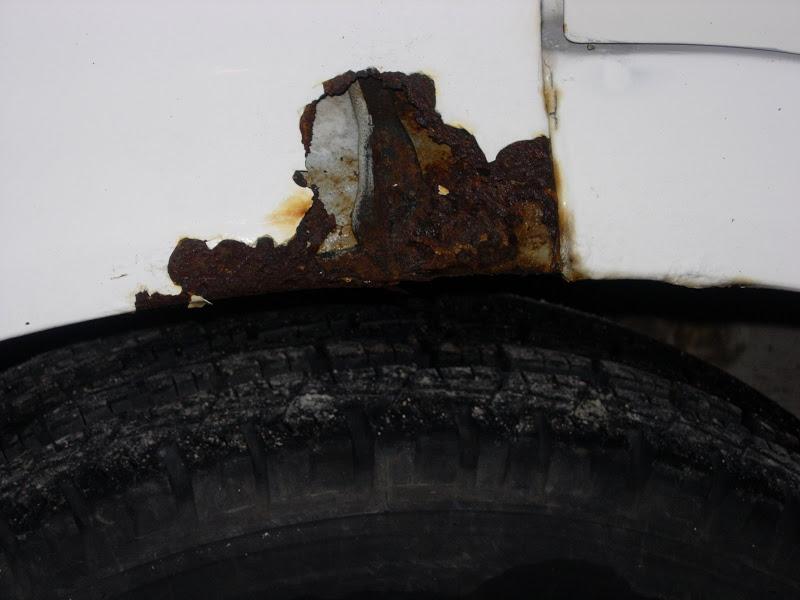 [Mk3]Résto Ford transit nugget WESTFALIA DSCN6805