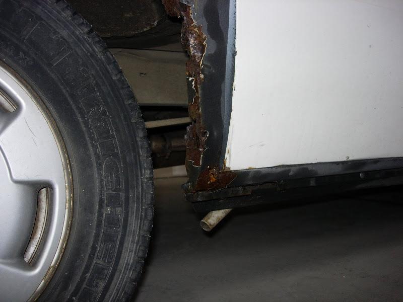 [Mk3]Résto Ford transit nugget WESTFALIA DSCN6788