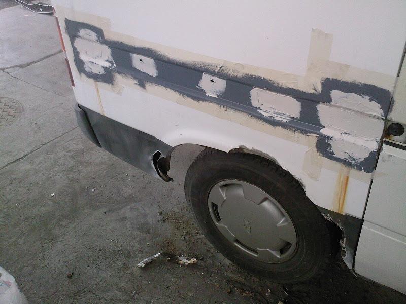 [Mk3]Résto Ford transit nugget WESTFALIA SP_A0444